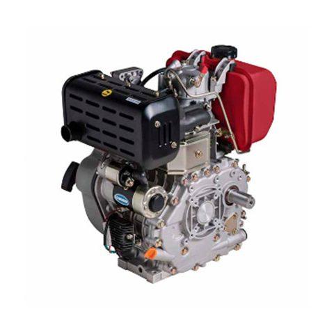 Motor A Diesel Branco BD-13.0 R Redução E Partida Elétrica 456cc 13Cv | LCW Geradores