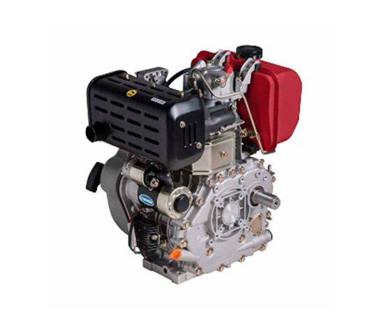 Motor A Diesel Branco BD-13.0 R Redução E Partida Elétrica 456cc 13Cv   LCW Geradores