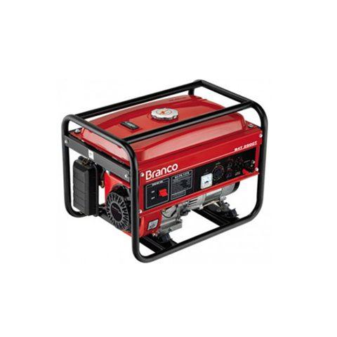 Gerador de energia BRANCO B4T-3500 | LCW Geradores