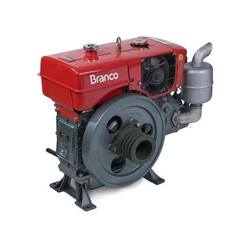 Motor Diesel Branco BDA 18.0RA Radiador | LCW Geradores