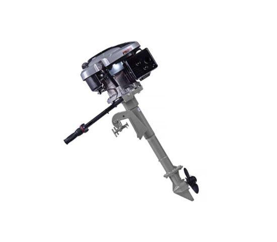 Motor de Barco Rabeta Vertical 6,5 Hp 4 Tempos Toyama e Bumafer | LCW Geradores