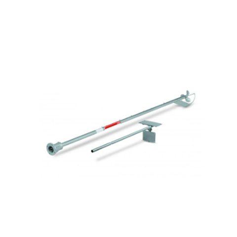 Rabeta longa Simples p/motor BD 7,0 - BRANCO | LCW Geradores