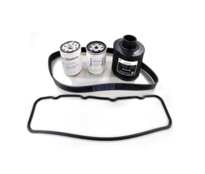 8 - Kit troca de óleo e filtros